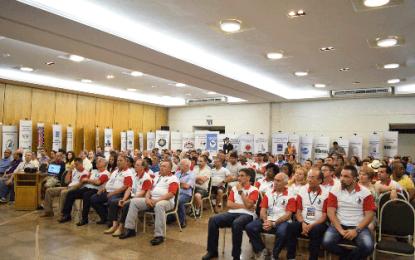 Congresso em Fortaleza define diretrizes da categoria para o próximo ano