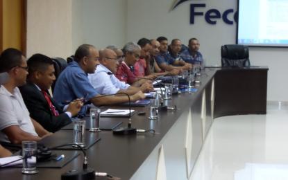 No primeiro dia de negociações, SEICON debate melhorias para os trabalhadores de casas e apartamentos