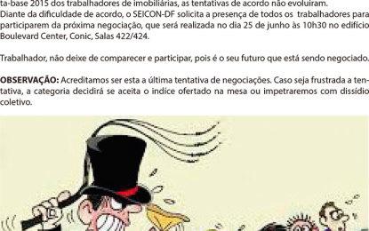Informativo SEICON-DF