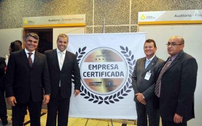 Lançamento do Selo de Certificação de Qualidade