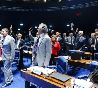 Senado aprova MP que estabelece novas regras para aposentadoria
