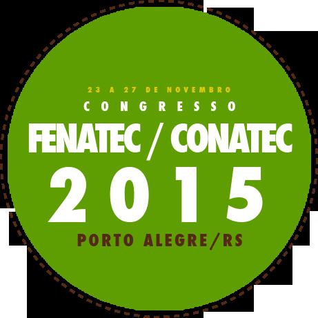 Congresso Fenatec/Conatec acontece na próxima semana