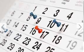 Confira a lista dos feriados federais para 2016
