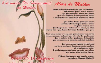 8 de março, Dia da Mulher