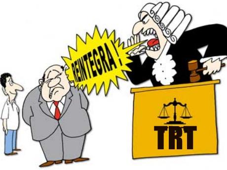 DIRIGENTE SINDICAL DO SEICON-DF OBTEM REINTEGRAÇÃO NA JUSTIÇA DO TRABALHO APÓS SOFRER DEMISSÃO ARBITRÁRIA DO SEU EMPREGADOR.