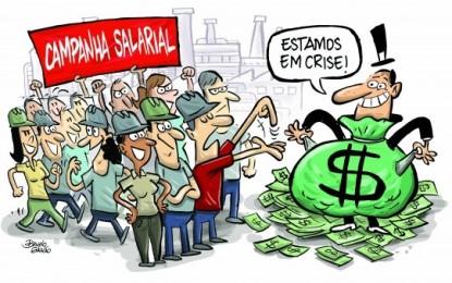 NEGOCIAÇÕES SALARIAIS 2017 – CONFIRA A AGENDA DA SEMANA.