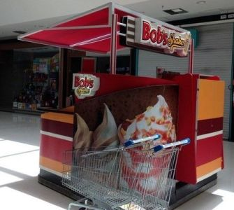 Shopping Boulevard e Lanchonete Bob's são condenados por falta de cobertura em quiosque